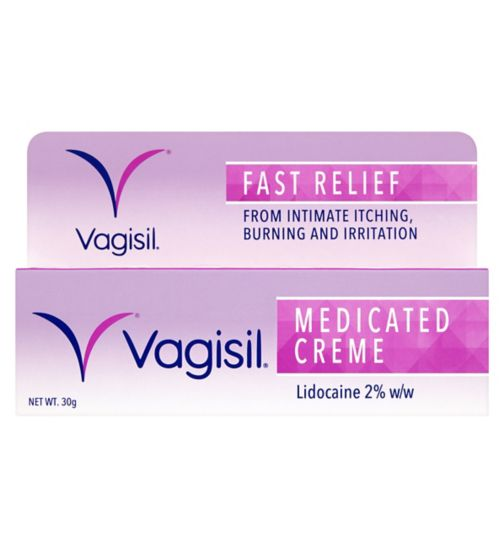 Vagisil Medicated Crème - 30g