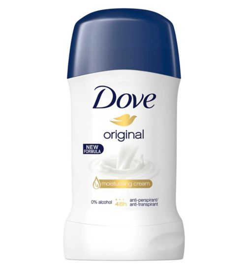 Dove Original Anti-perspirant Deodorant Stick 40ml