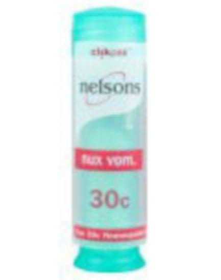 <p>Nelsons Nux Vom 30c - 84 Pillules</p>