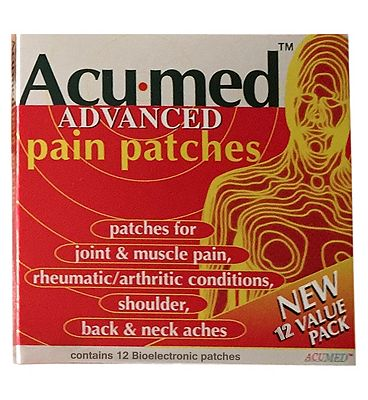Acumed Patches - 12 Patches
