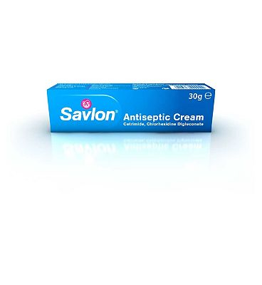Savlon Antiseptic Cream - 30g