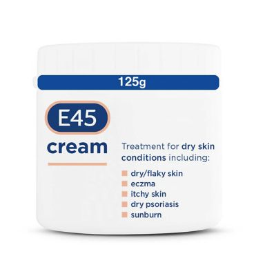 E45 facial international delivery