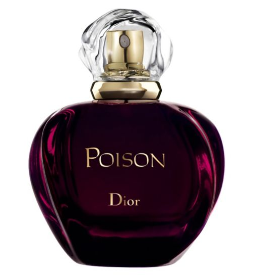 DIOR POISON Eau de Toilette Spray 50ml