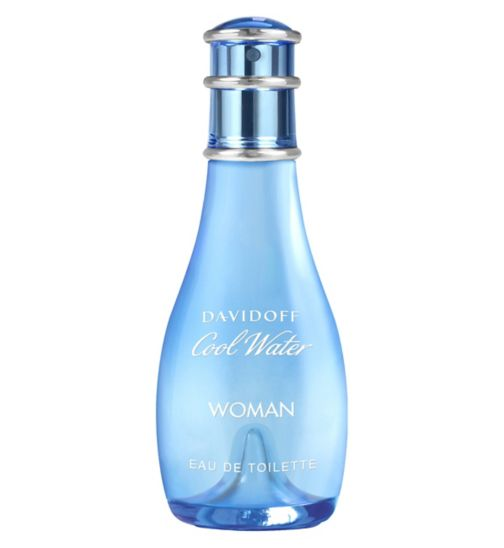 Davidoff Cool Water Woman Eau de Toilette Spray 50ml