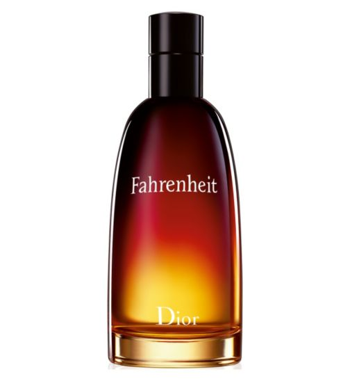 DIOR FAHRENHEIT After-Shave Lotion Bottle 50ml