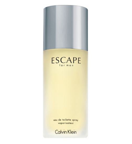 <p>Calvin Klein Escape for Men Eau de Toilette Spray 100ml</p>