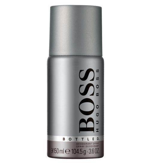BOSS Bottled Deodorant Spray 150ml