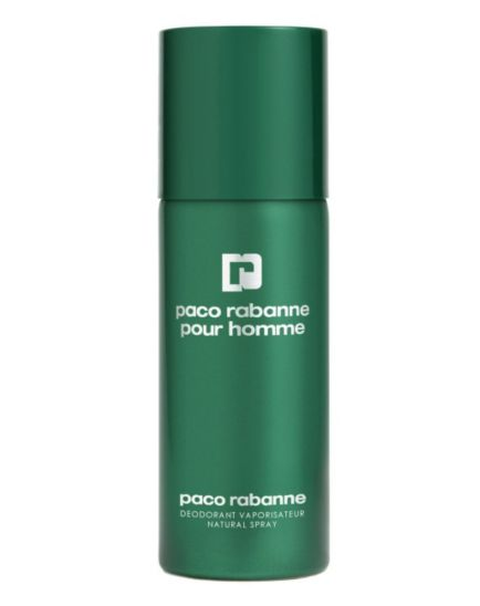 Paco Rabanne Pour Homme Natural Spray Deodorant 150ml