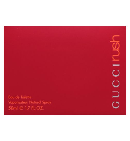 Gucci Rush Eau de Toilette Spray 30ml