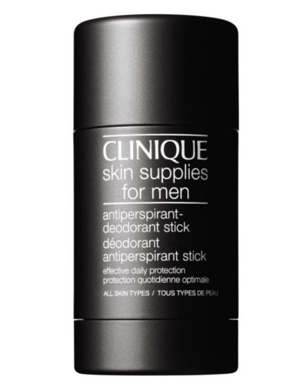 Clinique Skin Supplies for Men Stick-Form Antiperspirant-Deodorant 75g