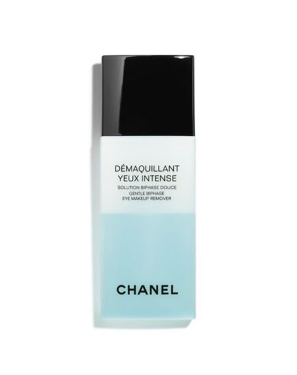 CHANEL DÉMAQUILLANT YEUX INTENSE Gentle Bi-phase Eye Make-Up Remover 100ml