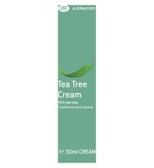 Boots Tea Tree Cream - 30ml
