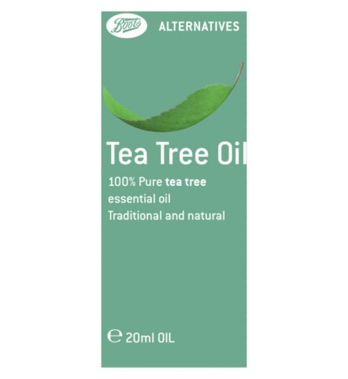 Boots Tea Tree Oil - 20ml