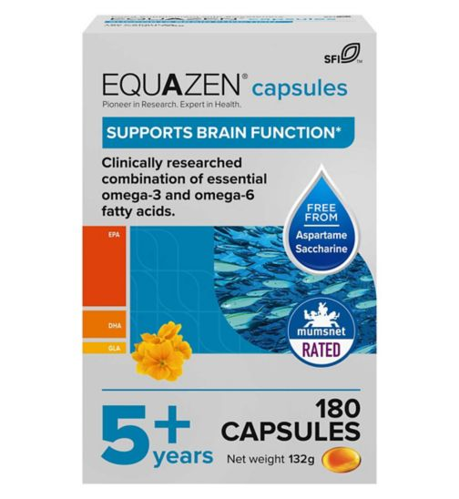 Equazen Family Capsules - 180 capsules