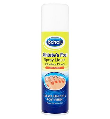 Scholl Athlete's Foot Spray - 150ml