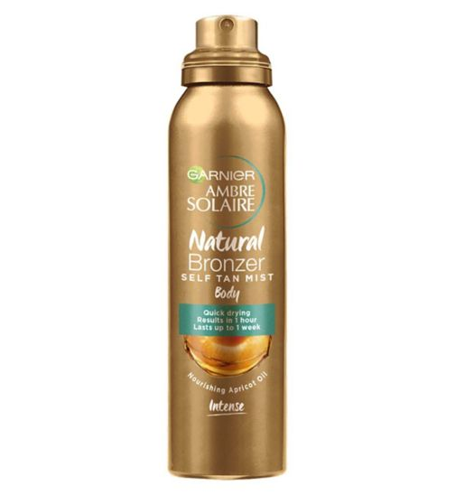 Garnier Ambre Solaire Self Tan Body Mist Intense 150ml