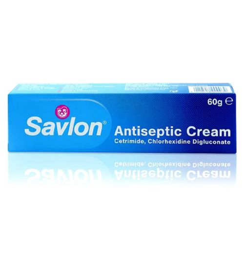 <p>Savlon Antiseptic Cream - 60g</p>