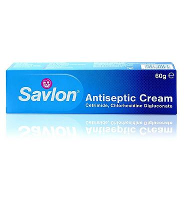 Savlon Antiseptic Cream - 60g
