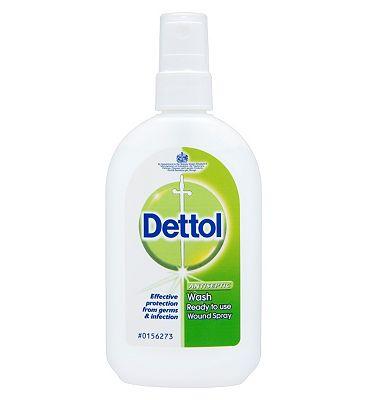 Dettol Antiseptic Wash - 100 ml