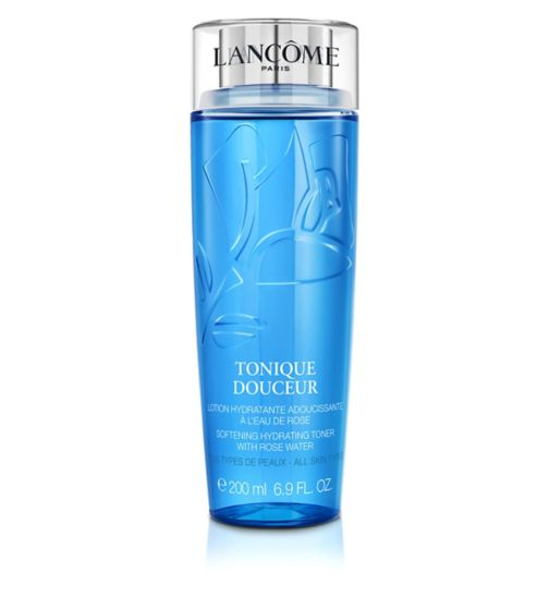 Lancome Tonique Douceur 200ml - For All Skin Types, Even Sensitive Skin