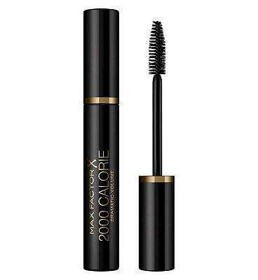 Image of Max Factor 2000 Calorie Mascara Black Black