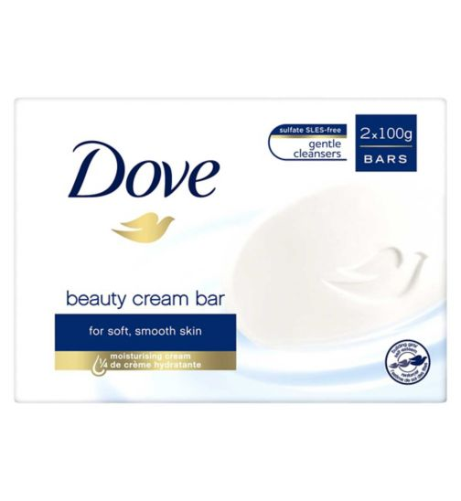Dove Beauty Cream Bar 2 x 100g