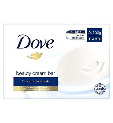Dove Beauty Cream Bar 2x100g Cream