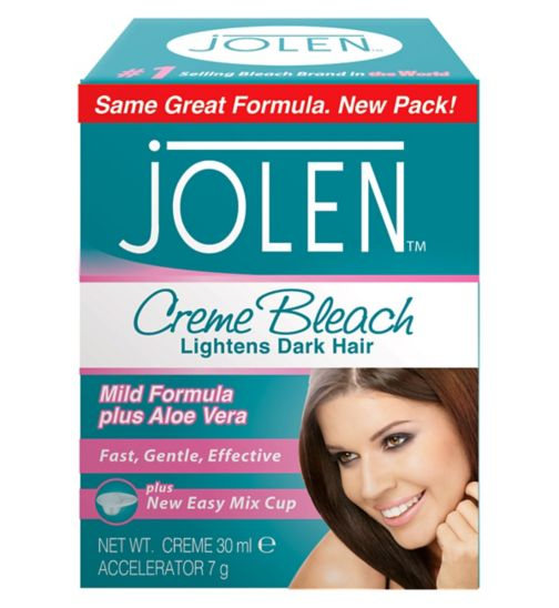 Jolen Mild Cream Bleach 30ml