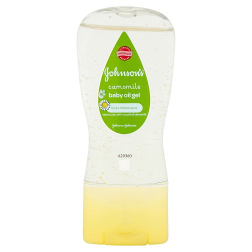 Johnson's Baby Oil Gel - 200ml