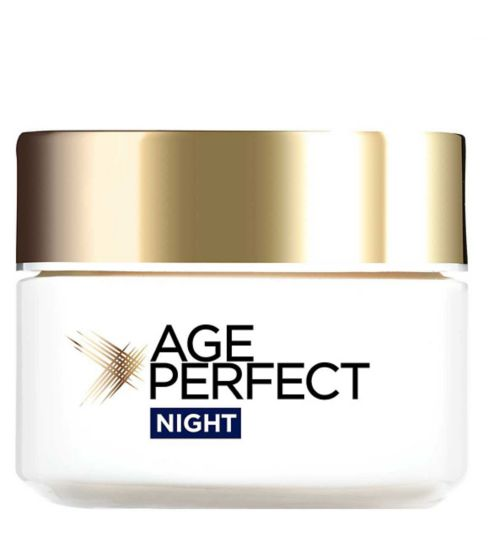 L'Oreal Paris Age Perfect Re-Hydrating Night Cream 50ml