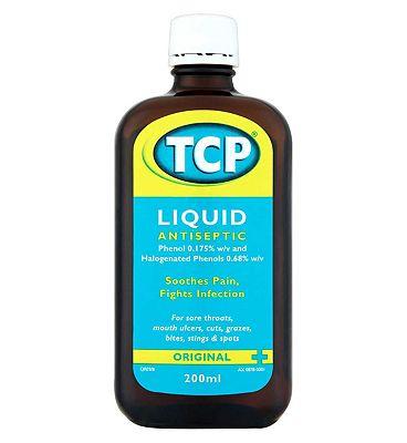 TCP Antiseptic Liquid - 200ml