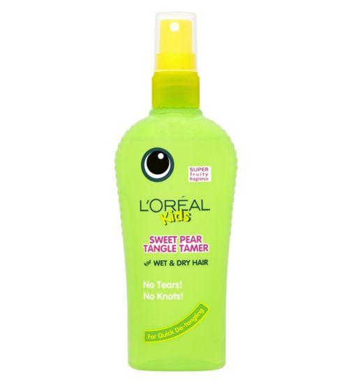 L'Oréal Kids Sweet Pear Tangle Tamer 150ml