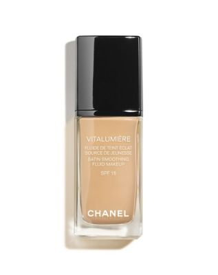 Chanel 					VitalumiÈre 					Satin Fluid Makeup Spf 15 30ml 				 by Chanel