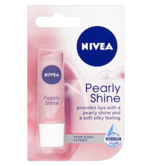 Nivea Lip Care Pearly Shine