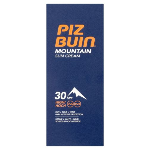 Piz Buin Mountain Suncream SPF30 50ml