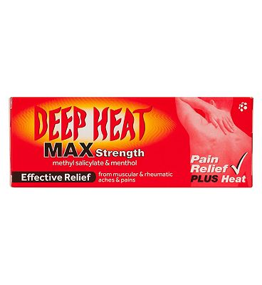 Deep Heat Maximum Strength - 35g
