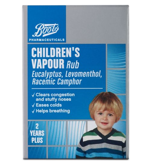 Boots Children's Vapour Rub - 45g