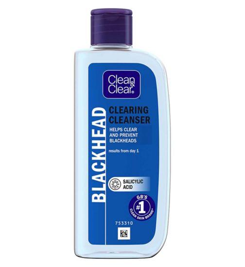 Clean & Clear Blackhead Clearing Cleanser 200ml