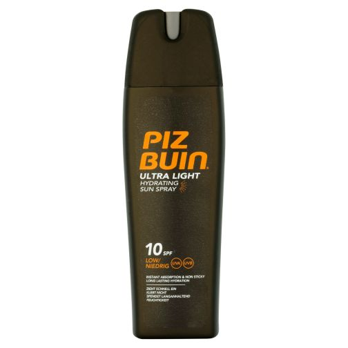 Piz Buin In Sun Moisturising Ultra Light Sun Spray SPF10 200ml
