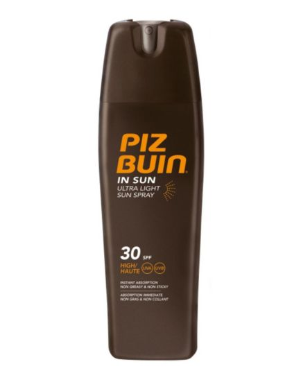 Piz Buin In Sun Moisturising Ultra Light Sun Spray SPF30 200ml