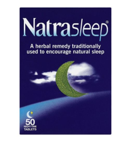 Natrasleep Tablets 50 Tablets
