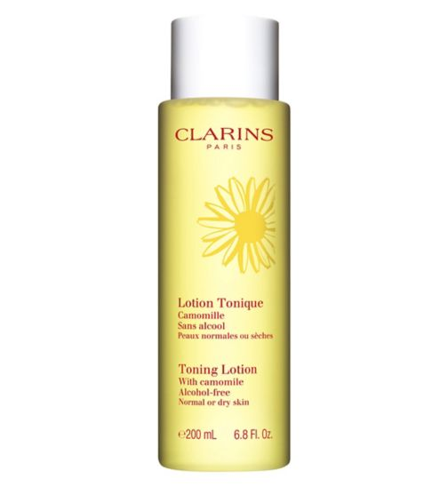 Clarins Toning Lotion - 'Dry/Normal Skin' 200ml