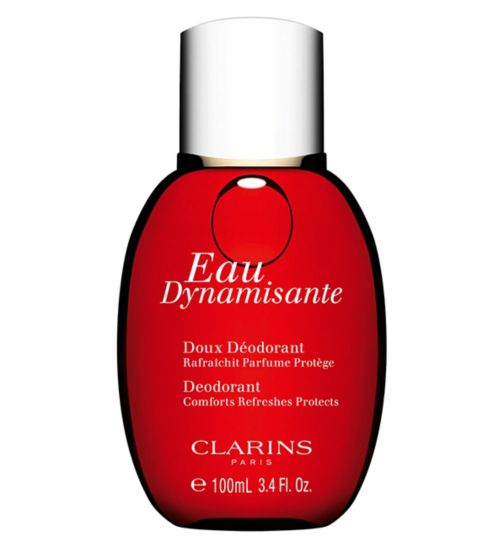 Clarins Eau Dynamisante Fragranced Gentle Deodorant 100ml