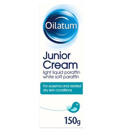 Oilatum Junior Cream for Eczema 150g