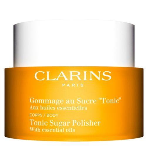 Clarins Toning Body Polisher 250g