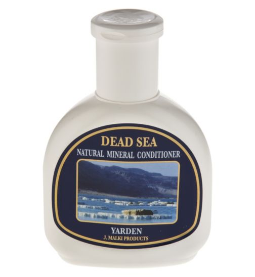 Dead Sea Natural Mineral Conditioner 300ml