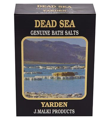 Dead Sea Genuine Bath Salts 1000g