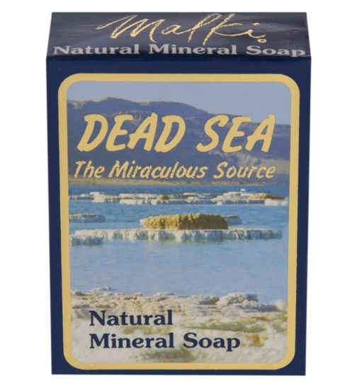 Dead Sea Natural Mineral Soap 90g