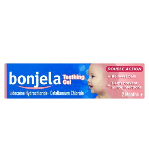 Bonjela Teething Gel - 15G
