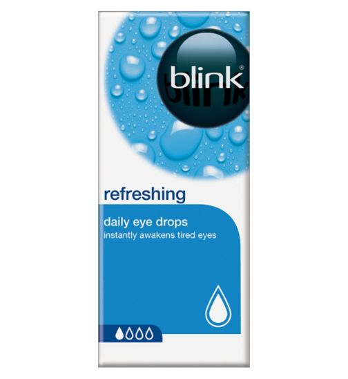 Blink Refreshing Eye Drops - 10ml